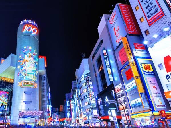 Tokyo, Nhật Bản: Nên đặt phòng trước chuyến đi khoảng từ 2 - 5 tháng, bạn sẽ tiết kiệm được 31% tiền phòng khách sạn. Ảnh: Shutterstock