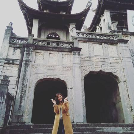 Nhà thờ đá Phát Diệm được báo chí đánh giá là một trong những nhà thờ đẹp nhất Việt Nam. Ảnh: chant211/instagram