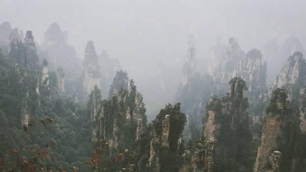 Trương Gia Giới là nơi từng được chọn làm bối cảnh của nhiều bộ phim bom tấn nhưAvatar, Tây Du Ký,…Ảnh:Nguyễn Trường Sơn