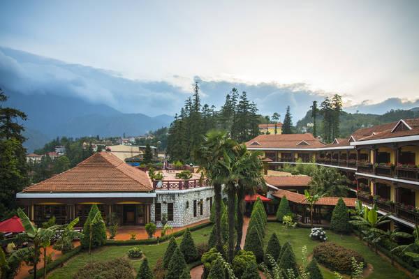 Khu nghỉ dưỡng Victoria Sapa Resort & Spa – Lộng lẫy nét kiến trúc vùng cao