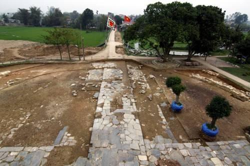 Thành nhà Hồ (huyện Vĩnh Lộc, tỉnh Thanh Hóa) là kinh thành nước Việt Nam từ năm 1398-1407 do Hồ Quý Ly cho xây dựng vào năm 1397. Ảnh: Lê Hiếu.