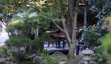 Đến Đà Lạt ghé Zen Garden Coffee để cảm nhận một không gian kết hợp giữa cà phê và khung cảnh thiên nhiên thiết kế theo phong cách vườn thiền Nhật Bản. Ảnh:Bồ Công Anh