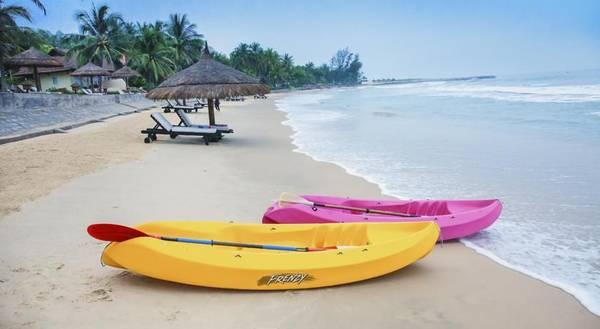 Nhiều môn thể thao dưới nước sẽ được giới thiệu tới du khách.