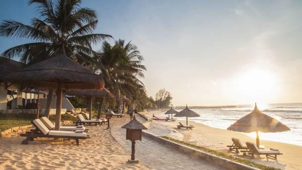 Victoria Phân Thiết  sẽ tổ chức nhiều hoạt động vui chơi và nghỉ dưỡng trên bờ biển mới.