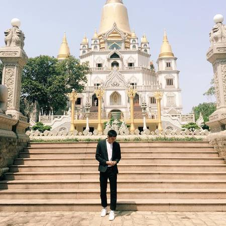 Với kiến trúc độc đáo của mình,ngôi chùa đã trở thành điểm đến không thể bỏ qua của du khách khi đến vớiSài Gòn.Ảnh: @pi_laz