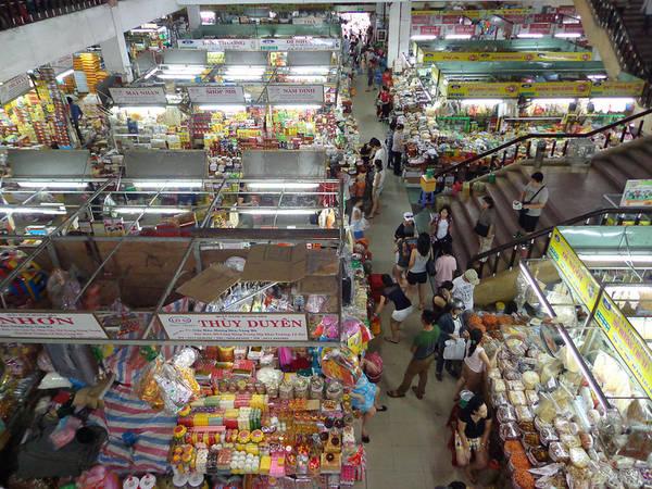 Một góc chợ Hàn. Ảnh: talkvietnam