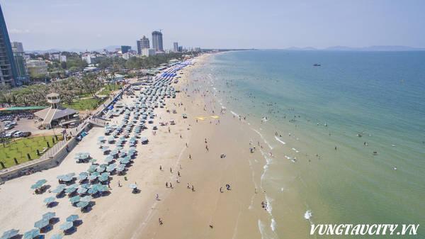 Tận hưởng cảnh đẹp của bãi biển Vũng Tàu tuyệt đẹp nhất