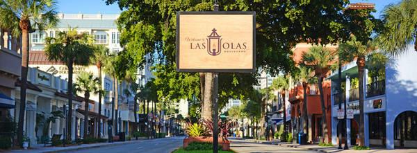 Đại lộ Las Olas ở Fort Lauderdale - Ảnh: sunny