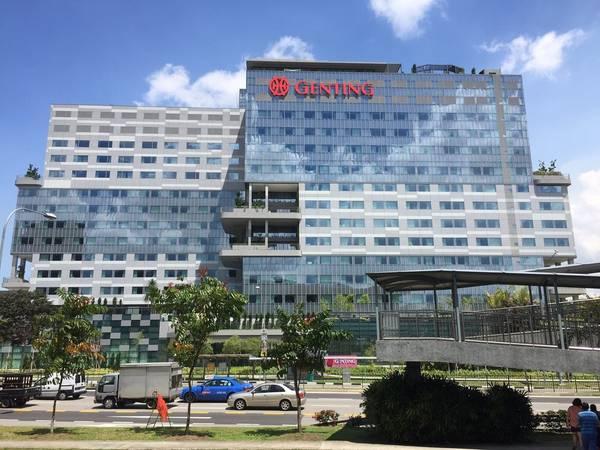 Khách sạn Genting Hotel Jurong. Ảnh: yelp.com