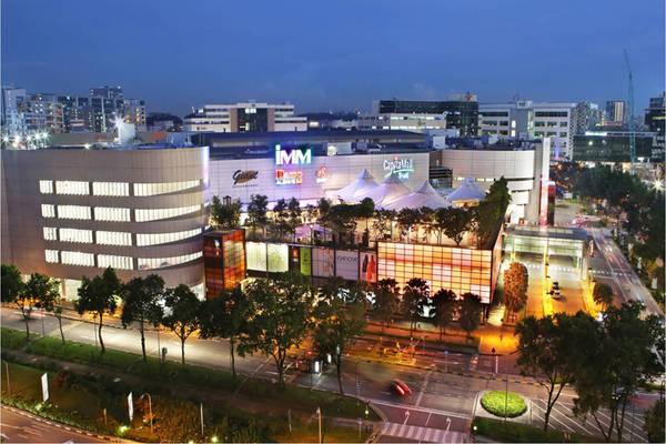 IMM outlet là địa chỉ mua sắm hàng hiệu giá rẻ ở Singapore mà du khách không thể bỏ qua. Ảnh: singaporeair