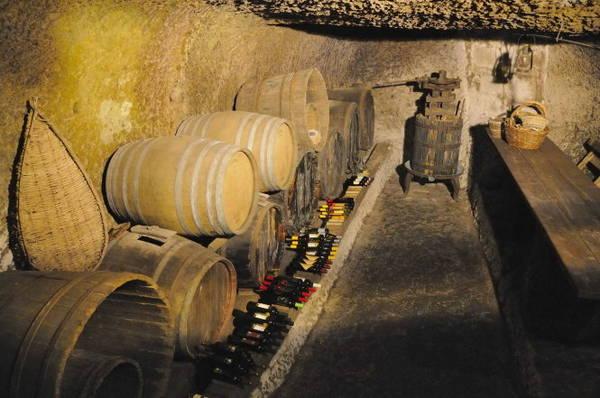 Rượu vang trắng Pitigliano nổi tiếng ngọn tuyệt - Ảnh: wp