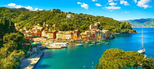 Làng Portofino - Ảnh: abercrombiekent