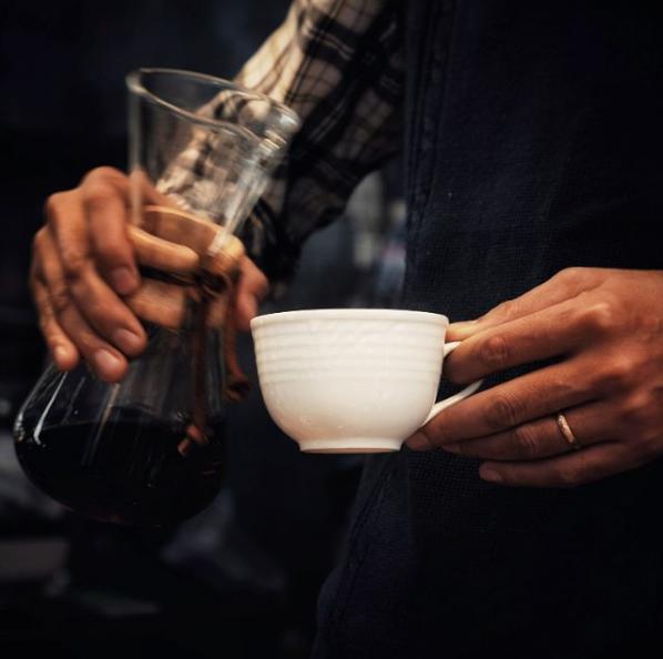Đến Là Việt Coffee, bạn không chỉ uống cà phê mà còn thưởng thức cà phê với hương vị tự nhiên, nguyên chất.Ảnh:Là Việt Coffee