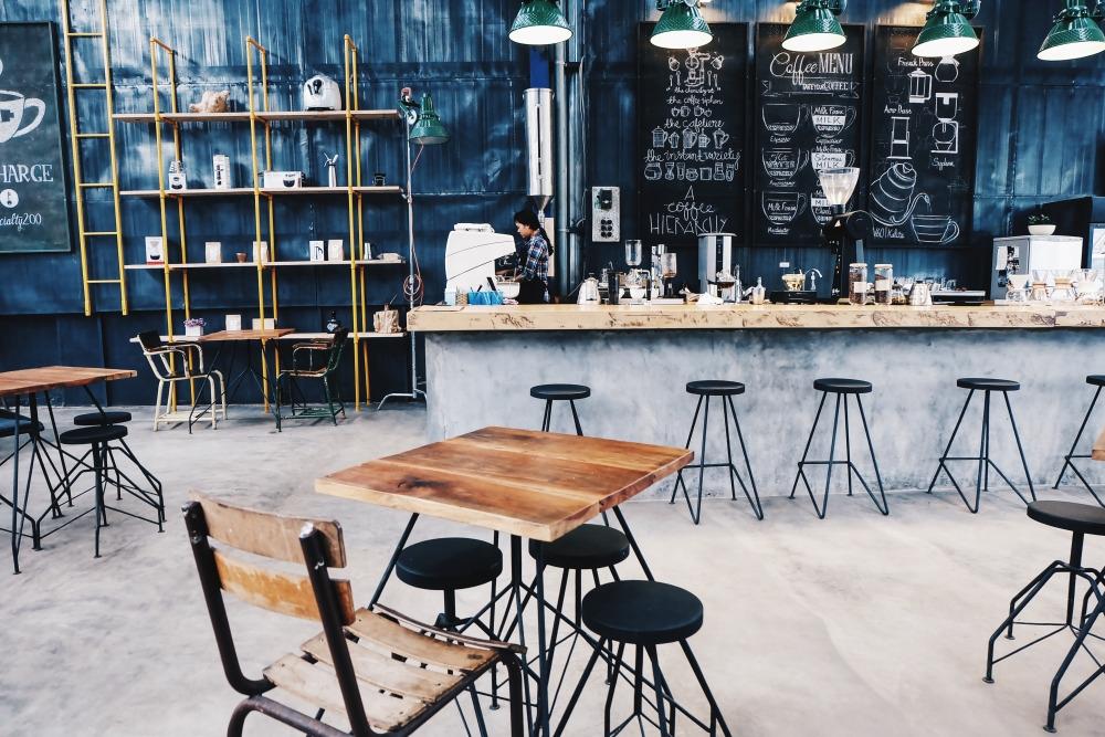 Không gian của quán khá lạ và đẹp tha hồ cho bạn chụp hình check in, sống ảo với bạn bè. Ảnh: goasiatravel.com