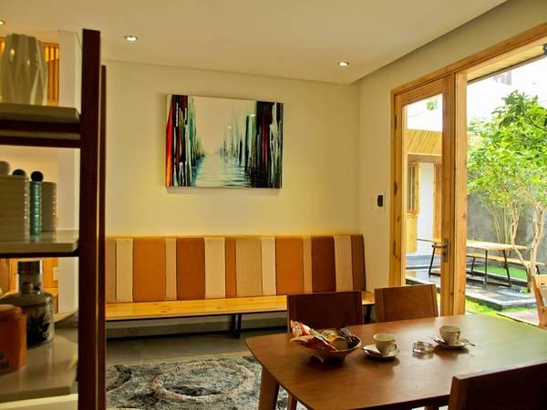 Minh House là dạng căn hộ sinh thái với đầy đủ tiện nghi cho sinh hoạt gia đình.