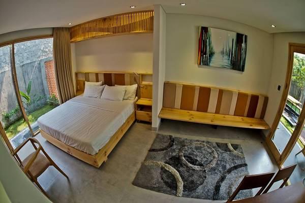 Giá của mỗi căn hộcho thuê là khoảng1,2 triệu đồng/đêm.