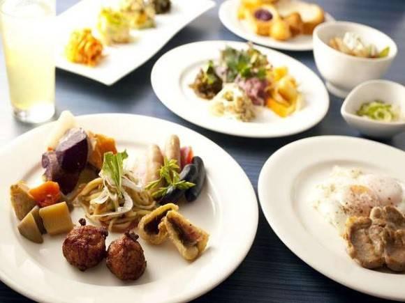 Những bữa sáng ngon tuyệt ở khách sạn Nhật