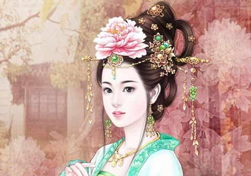Hoàng hậu Bao Tự sắc nước hương trời và rất được vua Chu sủng ái nhưng nàng lại chẳng bao giờ cười. Ảnh: Lieqiba