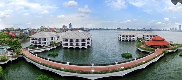 InterContinental Hanoi Westlake: Khách sạn có phòng tổng thống view đẹp nhất Hà Nội