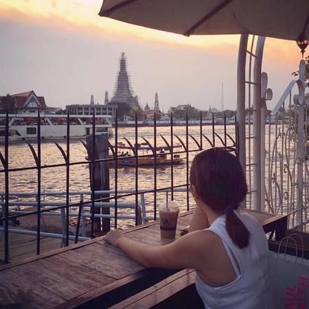 Ban công lộng gió ở Vivi The Coffee Place sẽ là nơi lý tưởng để thư giãn. Ảnh: vivi_coffeeplace