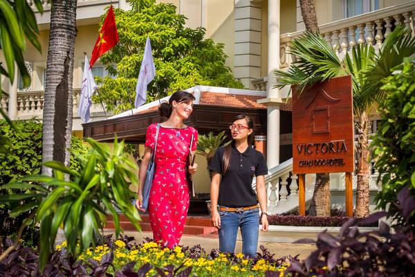 Tới đây, du khách sẽ được tư vấn để có những trải nghiệm đặc biệt nhất ở An Giang.
