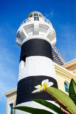 Đây là một trong 5 hải đăng cổ nhất Việt Nam, được xây dựng từ thời Pháp năm 1890.