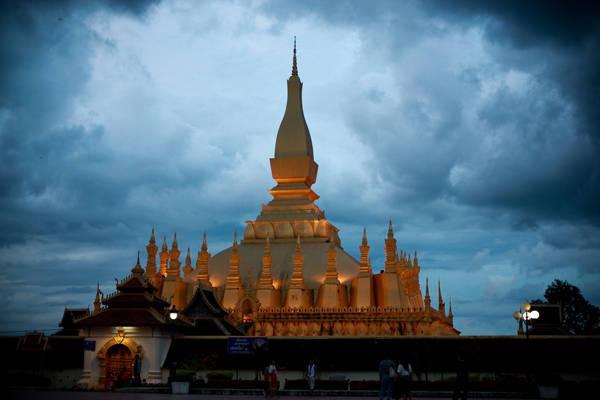 Cảnh quan thiên nhiên đất nước Lào đẹp tuyệt vời nhất