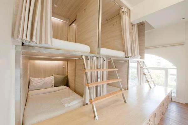 Boxpackers Hostel cũng nằm trong top 10 hostel tốt nhất ở Bangkok do độc giả của Tripadvisor bình chọn.