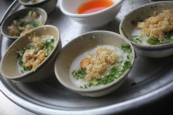 Bánh bèo ở Phú Yên không giống những nơi khác vì có vị thơm và dẻo đặc biệt. Ảnh: Tiểu Duy