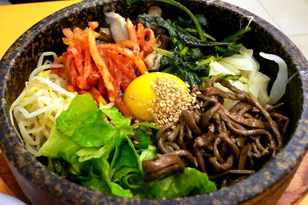 Đến Hàn Quốc đừng quên thưởng thức bibimbap