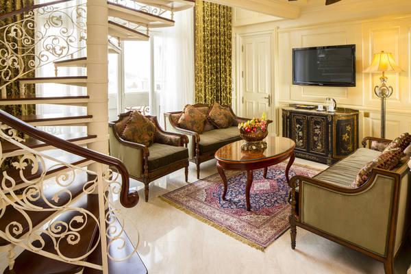 Phòng nghỉ ở đây rất đa dạng với nhiều loại phòng khách nhau.