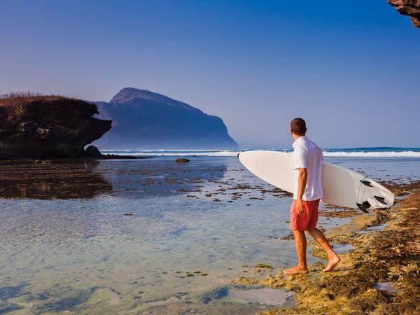 Đảo Sumbawa (Indonesia). Ảnh: Shutterstock/Pavel Ilyukhin