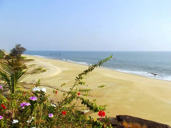 Bãi biển Nabule (Myanmar). Ảnh: Facebook/Nabule Beach