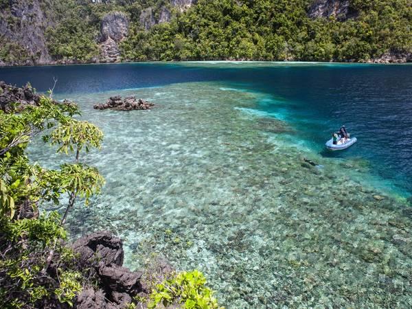 Quần đảo Raja Ampat (Indonesia). Ảnh: Shutterstock/Ethan Daniels