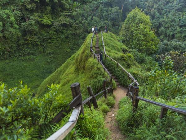 Champasak (Lào). Ảnh: Shutterstock/Chokniti Khongchum