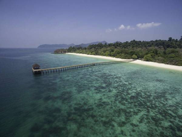 Quần đảo Mergui Archipelago (Myanmar). Ảnh: Shutterstock/StephAndaman