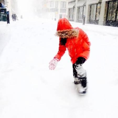 New York nhận được lượng tuyết nhiều hơn 15 lần so với Nam Cực.