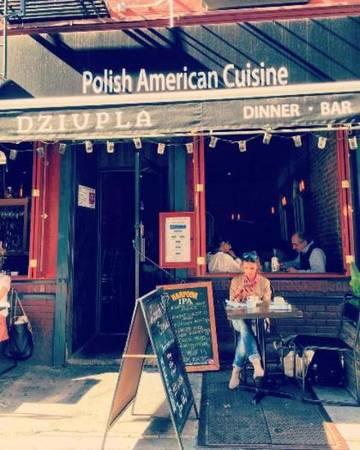 Bên cạnh Warsaw (thủ đô Ba Lan), nơi có nhiều người Ba Lan sinh sống nhất là New York.