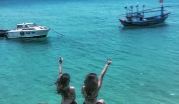 Đặc biệt, nước biển Kỳ Co rất xanh và sạch, có thể lặn ngắm san hô.
