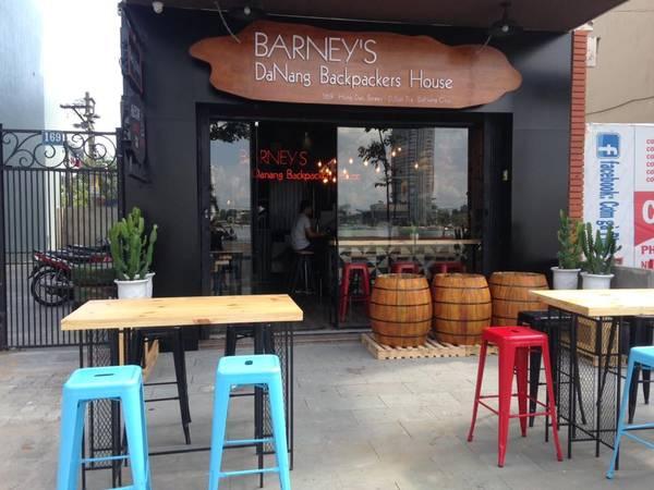 Ảnh: FB Barney's Danang Backpackers Hostel