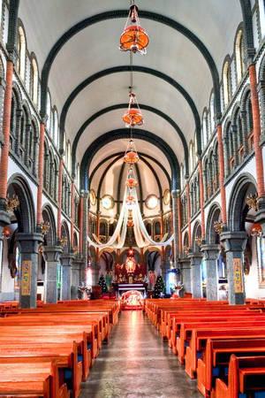 Nhà thờ Cơ Đốc Jeondong.