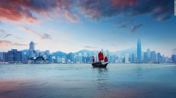 5. Hong Kong, Trung Quốc: Ngoài khu đô thị phồn hoa, nhộn nhịp, Hong Kong còn có các di sản thiên nhiên tuyệt vời cho du khách khám phá.