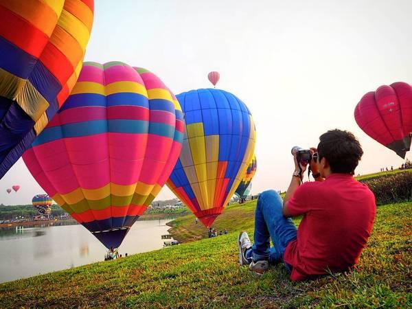 Công viên tọa lạc tại địa chỉ:99 Moo 1, Thambon Maekorn, Chiang Rai. Ảnh:@buffet72