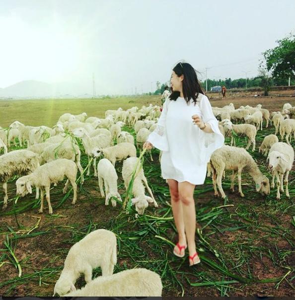 Có một thảo nguyên mênh mông ngay gần Sài Gòn để tung ra những bức hình cực đẹp