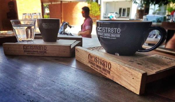 Nếu bạn là fan của loại cà phê ristretto, chắc chắn Doppio Ristr8o sẽ không khiến bạn phải thất vọng.