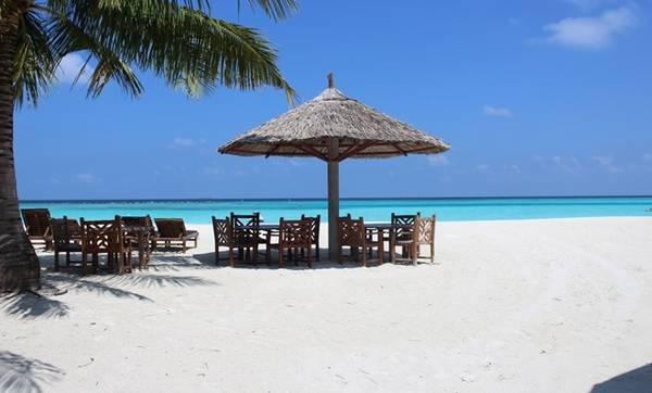 Resort 5 sao: Với khoảng cách 10 km từ sân bay quốc tế Ibrahim Nasir, tương đương với 20 phút di chuyển bằng tàu cao tốc, Paradise Island and Resort được xem là lựa chọn 5 sao hợp túi tiền nhất dành cho khách du lịch, mà vẫn không hề làm thất vọng những ai kiếm tìm dịch vụ sang trọng, đẳng cấp. Resort 5 sao: Với khoảng cách 10 km từ sân bay quốc tế Ibrahim Nasir, tương đương với 20 phút di chuyển bằng tàu cao tốc, Paradise Island and Resort được xem là lựa chọn 5 sao hợp túi tiền nhất dành cho khách du lịch, mà vẫn không hề làm thất vọng những ai kiếm tìm dịch vụ sang trọng, đẳng cấp.