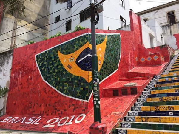 Quốc kỳ Brazil.