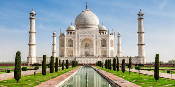 Taj Mahal là hình dung của vua Shah Jahan về nơi ở của vợ mình trên thiên đường.