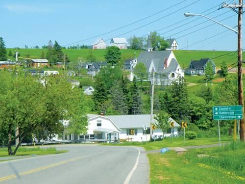 Đường đến Charlottetown