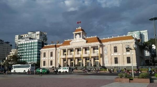 Trung tâm hội nghị TP. Nha Trang.